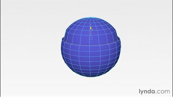 Polygonal surfaces: Introduction to 3D