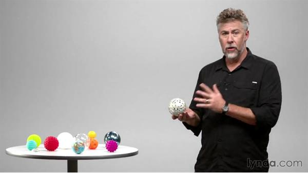 What is a material?: Introduction to 3D