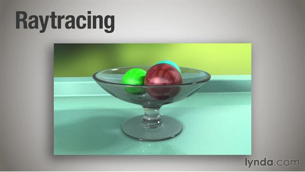 Rendering as virtual photography: Introduction to 3D