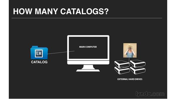 How many catalogs should I have?: Exploring Lightroom: Managing Photo Catalogs
