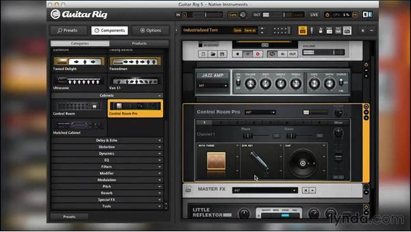 Welcome: Signal Processing with GUITAR RIG