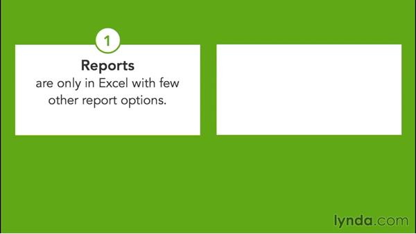 Understanding Excel and Access can work together: Building Solutions Using Excel 2013 and Access 2013 Together