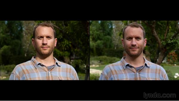 Shooting A Portrait In Open Shade