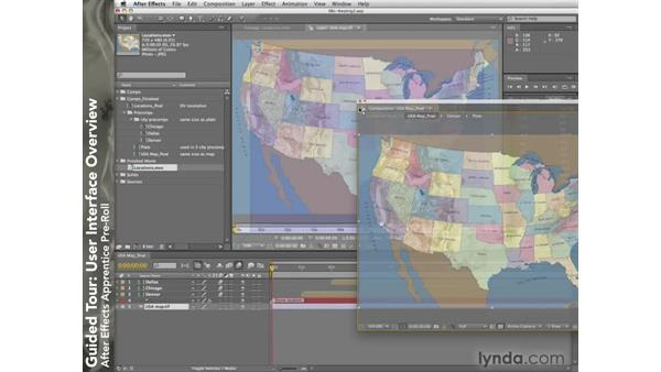 User Interface: After Effects CS4: Apprentice's Guide to Key Features