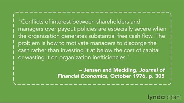 The danger of free cash flow: Running a Profitable Business: Understanding Cash Flow
