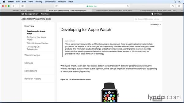 Next steps: Building a Calculator for Apple Watch