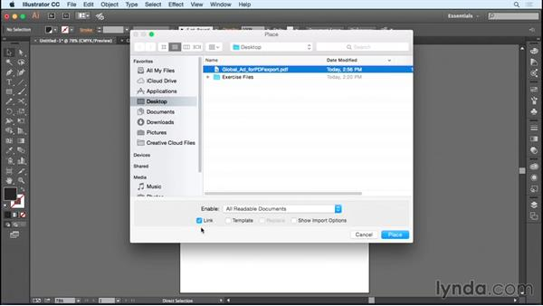 Moving InDesign artwork via Export: InDesign Insider Training: Working with Photoshop and Illustrator