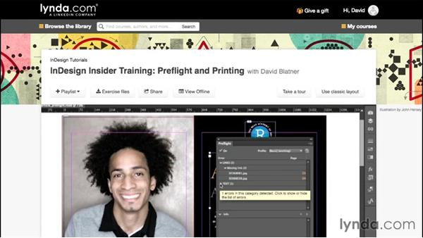 Next steps: InDesign Insider Training: Working with Photoshop and Illustrator