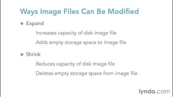 Modifying virtual disks: Configuring Windows Server 2012 R2 Hyper-V