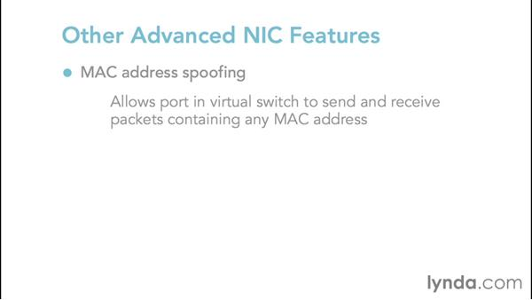 Configuring hardware acceleration settings and advanced network Adapter Features: Configuring Windows Server 2012 R2 Hyper-V