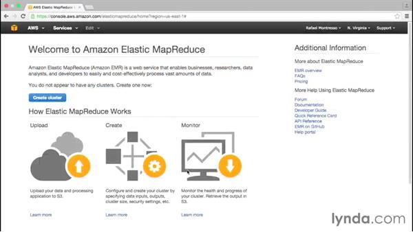 Welcome: Amazon Web Services Data Services