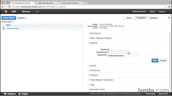 Exploring Simple Storage Service (S3): Amazon Web Services Data Services