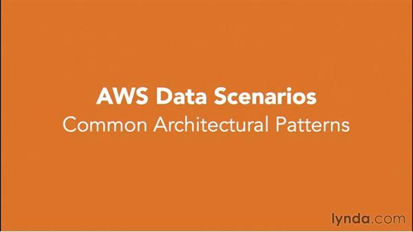 Intro to AWS data architectures: Amazon Web Services Data Services