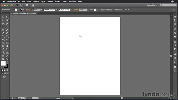 Changing ruler units with one click: Illustrator CC Power Shortcuts