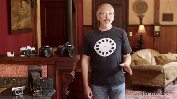 Exploring lenses and accessories: Getting Started in Photography