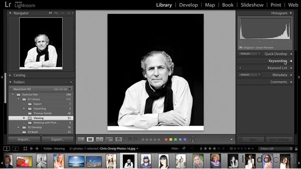 Organizing and managing photos: Getting Started in Photography