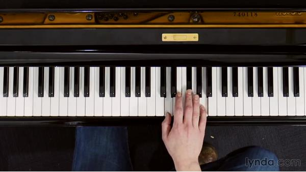 The suspended chord: Music Theory for Songwriters: The Fundamentals