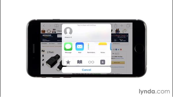 Exploring new options in Safari: iOS 9 New Features