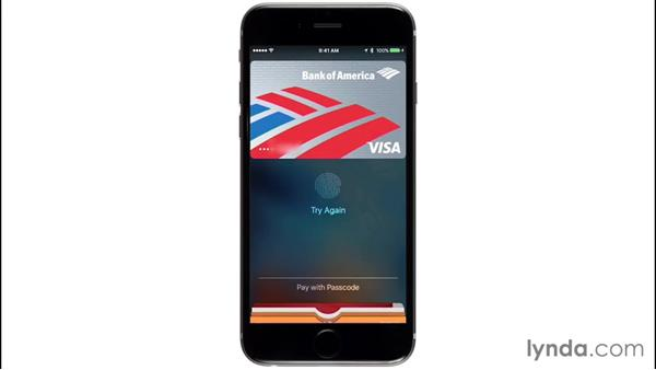 Working with Wallet, formerly known as Passbook: iOS 9 New Features