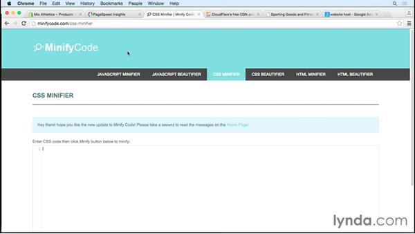 Minimizing your website loading speeds: SEO for Ecommerce