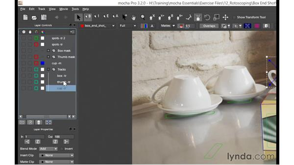 When should you use mocha's Camera Solver?: mocha 4 Essential Training