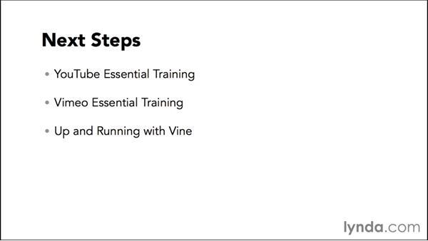 Next steps: Sway Essential Training