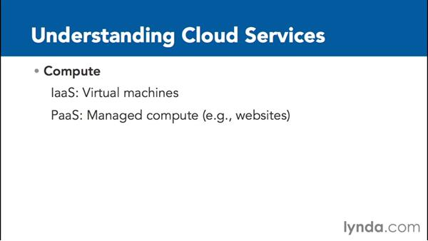 Understanding Compute Service options: Google Cloud Platform Essential Training