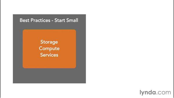 Exploring some best practices: Google Cloud Platform Essential Training