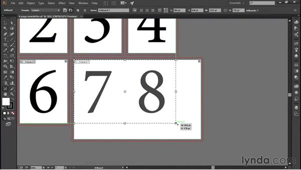 Pages of any size, at any angle: Illustrator CC 2015 One-on-One: Fundamentals