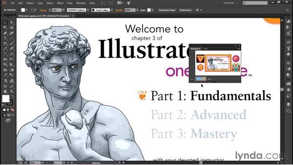 Specifying a custom zoom level: Illustrator CC 2015 One-on-One: Fundamentals
