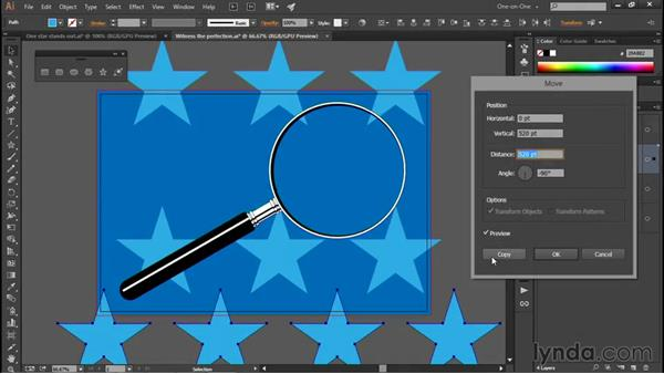 And now, we draw better: Illustrator CC 2015 One-on-One: Fundamentals