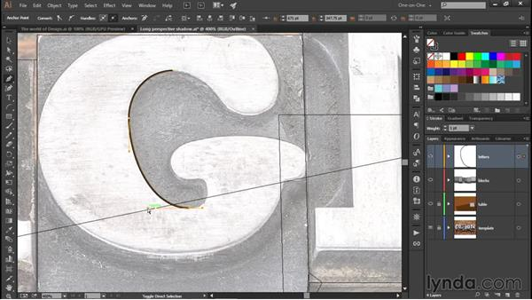Getting smooth results from smooth points: Illustrator CC 2015 One-on-One: Fundamentals
