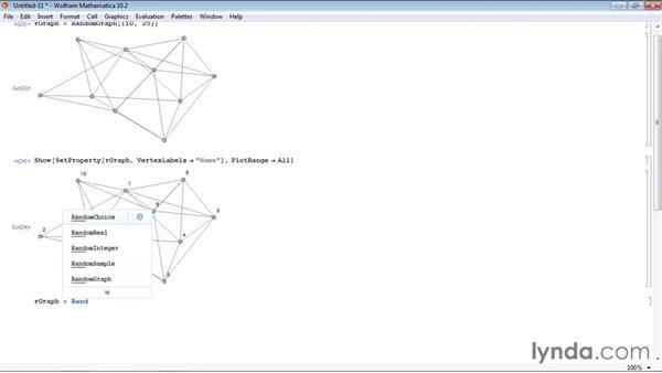 Generating a random graph ccuart Gallery
