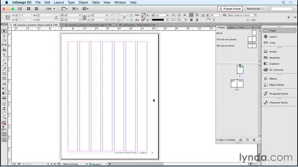 In Practice: Master pages: Designing Templates with InDesign