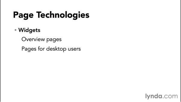 Understanding page types: Up and Running with Jive Administration