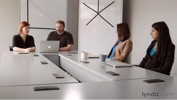 Listening to feedback: Agile at Work: Driving Productive Agile Meetings
