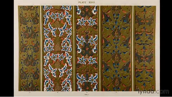 """The Grammar of Ornament"": Foundations of Graphic Design History: The Arts and Crafts Movement"