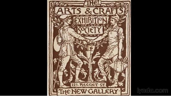 Social issues: Foundations of Graphic Design History: The Arts and Crafts Movement
