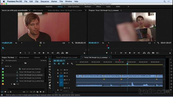Refining the edit: Introduction to Video Dialogue Editing
