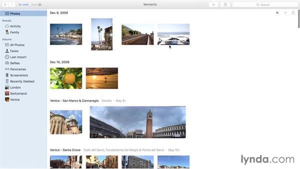 Using new tools in Photos: Mac OS X El Capitan New Features
