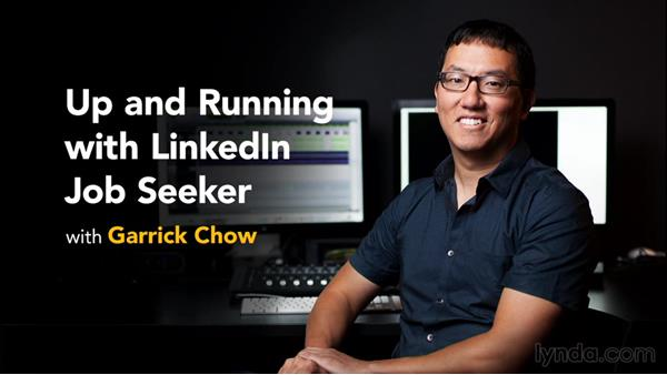 What's next?: Up and Running with LinkedIn Premium Job Seeker