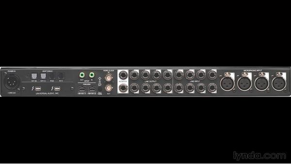 UAD-2 devices, connections, and bandwidth: Up and Running with Universal Audio UAD-2/Apollo