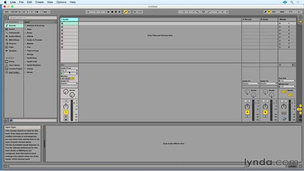 Configuring the Apollo with Ableton Live