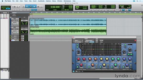 UA Cambridge EQ: Up and Running with Universal Audio UAD-2/Apollo