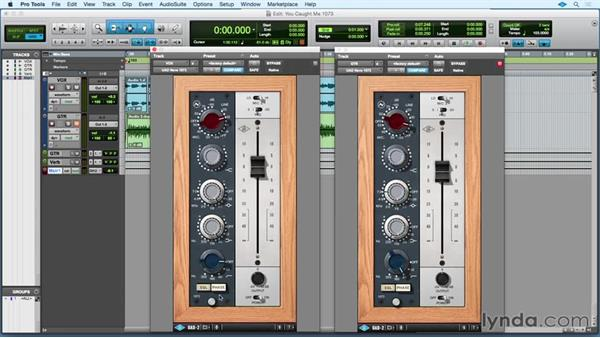 Neve 1073 Preamp & EQ: Up and Running with Universal Audio UAD-2/Apollo