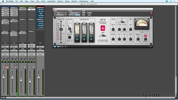 Song playback: Before and after: Up and Running with Universal Audio UAD-2/Apollo