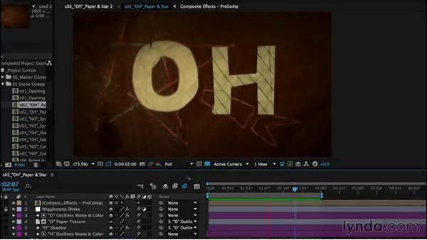 Welcome: Creating a Handmade Look in After Effects 01: Paper Cutout and Stop Motion Styles