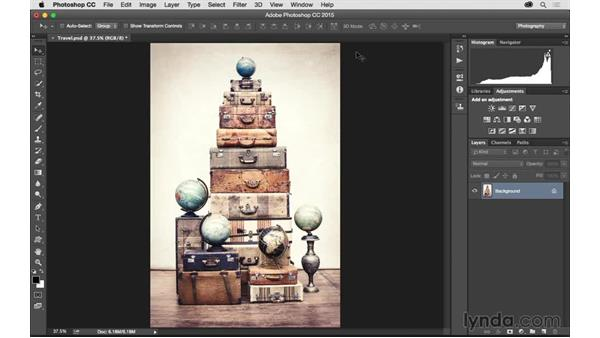 Working with Bridge and Photoshop: Exploring Adobe Camera Raw: Workflow Power Tips