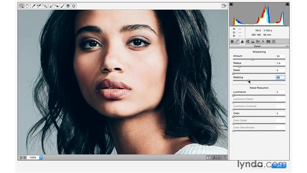Recording a Camera Raw action in Photoshop: Exploring Adobe Camera Raw: Workflow Power Tips