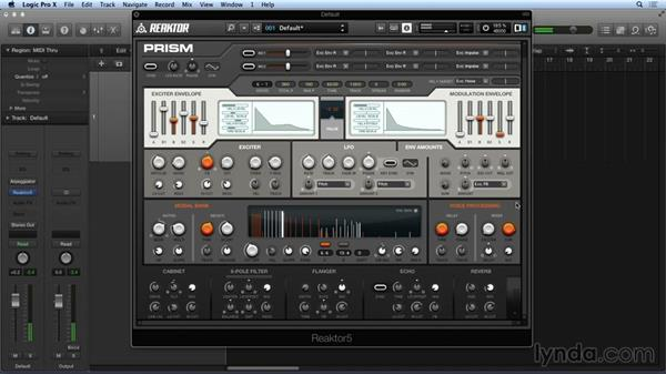 Welcome: Advanced Instruments and Effects In REAKTOR